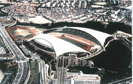 2002W杯開催ユニバ改修予想図