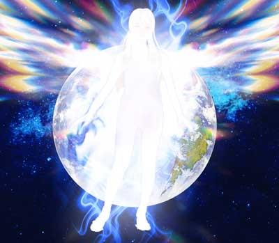 地球の星霊ガイア