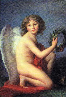 名声の寓意に扮した王子ヘンリク~の肖像
