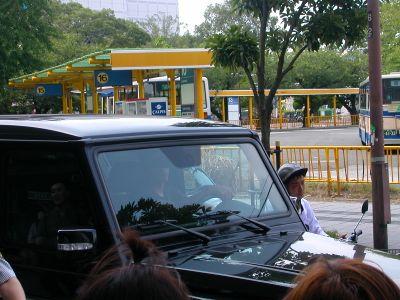 矢野捕手と愛車
