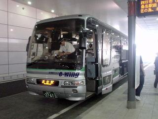 遠鉄バス 浜松駅行き