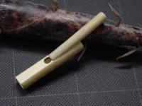 工作員の作品:竹のウグイス笛
