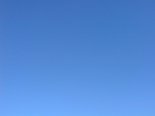 PERFECT BLUE SKY
