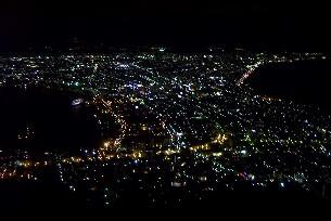 函館(夜景)