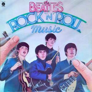 THE BEATLES ROCK'N' ROLL MUSIC
