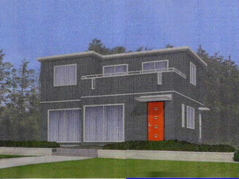 2004年4月ついに念願のマイホームが完成しました♪