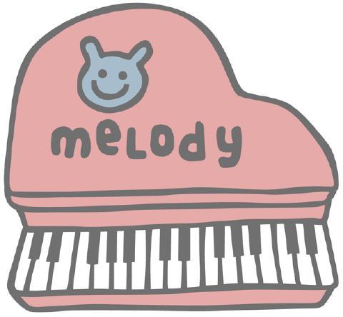 ピンクピアノ