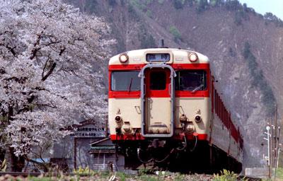 会津中川駅