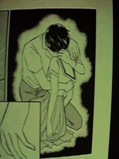 闇「黒衣の死者」恋人を抱く彼