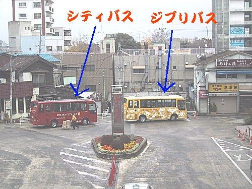 バス2種類
