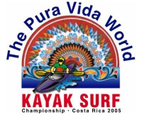 2005 Surf Kayak World Championship