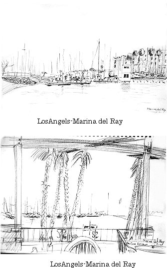 Los Angels Marina del Ray