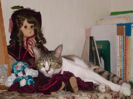 人形とザッシュ2