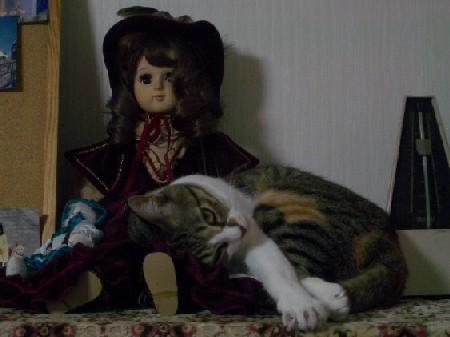 人形とザッシュ3