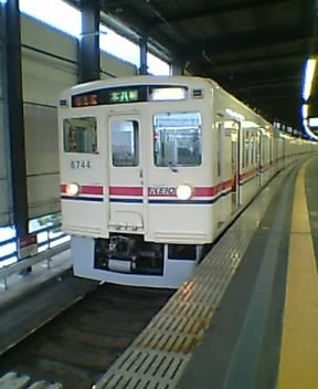 京王6000系-1
