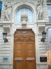 パリの扉1