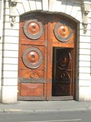 パリの扉3