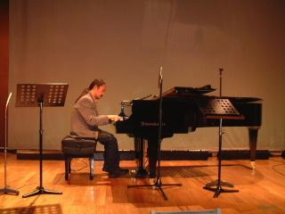 ピアノ(けやきホールTOKYO)
