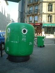 ビンリサイクル
