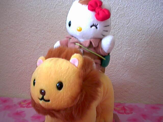 動物園限定キティちゃん!