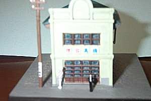 昭和情景博物館散髪屋