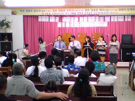 Saipan Naos Church 一周年!