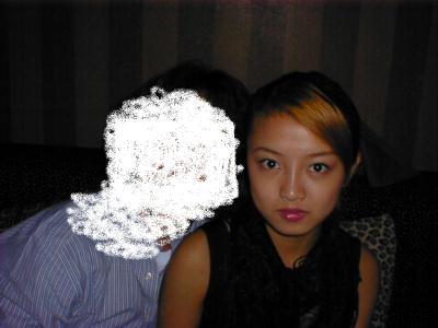 台湾クラブの小姐