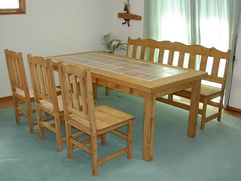 ダイニングテーブル 1