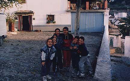 アルバイシンの子供たち2