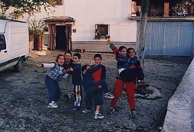 アルバイシンの子供たち3