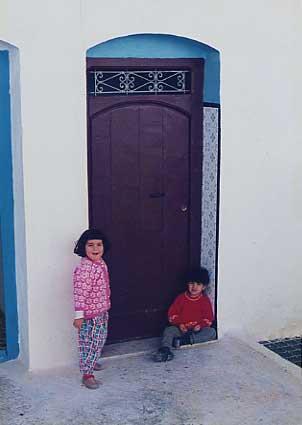 モロッコの子供たち2
