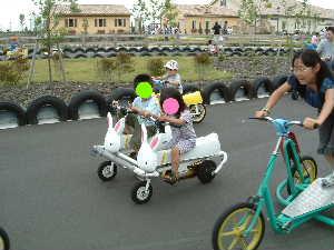 ソレイユ自転車