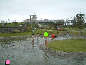 ソレイユ池