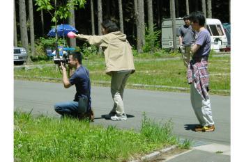 撮影会1カメラマン