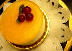 グレープフルーツ&マンゴームース