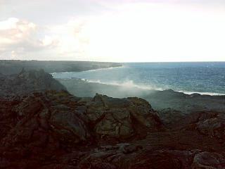Volcanoハワイ島