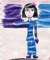 娘の書いたイラスト2