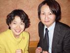 横須賀さんと撮影
