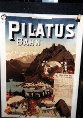 ピラトウスのポスター