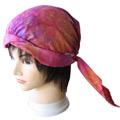 バンダナ帽子