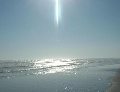 マタンザスの海