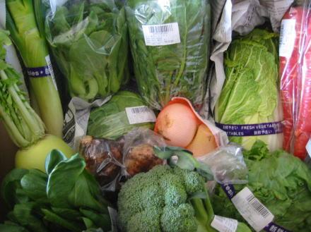 お取り寄せ野菜