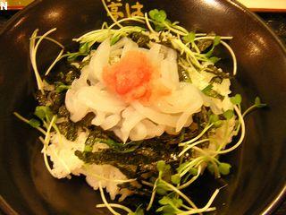 お米ギャラリー 博多漁火丼 500円