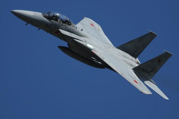 F-15DJイーグル