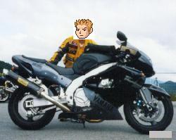 今まで乗ってたバイク