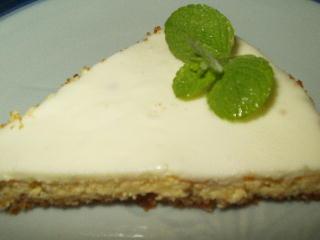 クリームスフレチーズケーキ