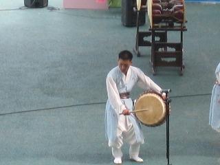 普通の太鼓踊り