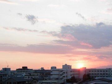 2003秋 夕焼け