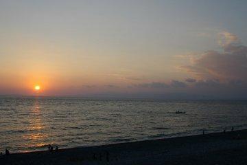 2003年10月26日 千本浜