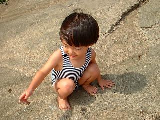 海、大好き♪